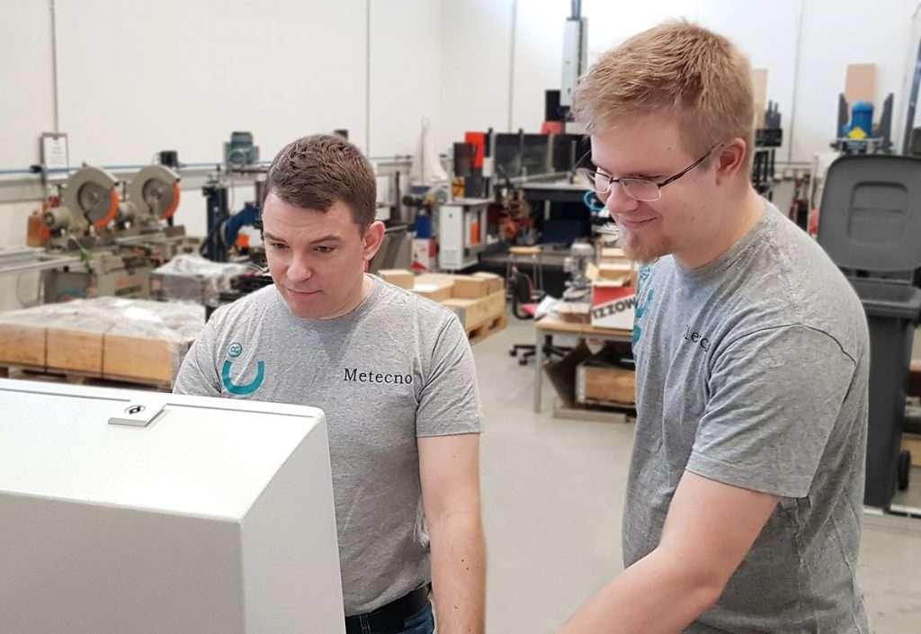 MIssio saavutetaan yhdistämällä työntekijöiden osaaminen.